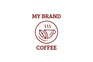Logo My Brand Coffee