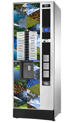 Koffie vendingmachine Necta Canto Plus