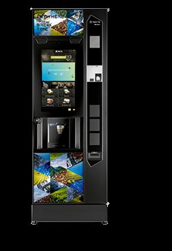 Koffie vendingmachine Necta Maestro Touch