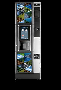 Koffie vendingmachine Necta Opera Touch